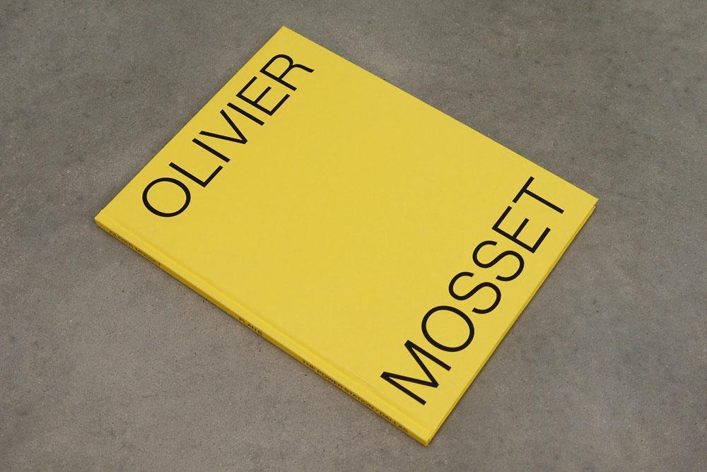 Olivier Mosset